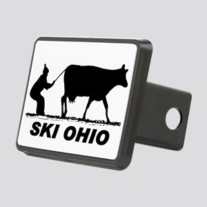The Ski Ohio Shop Rectangular Hitch Cover