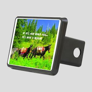 Mule Rectangular Hitch Coverle)