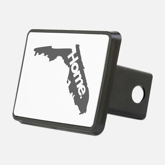Florida - Home - Gray Rectangular Hitch Coverle)