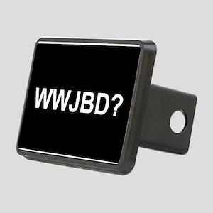 WWJBD Rectangular Hitch Cover