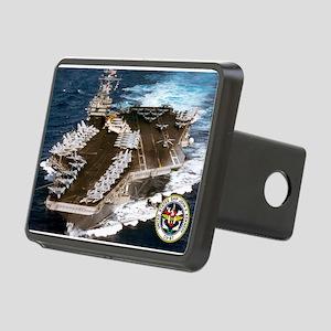 USS John F. Kennedy CV-67 Rectangular Hitch Cover