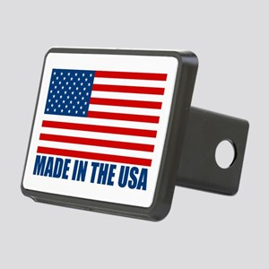 Made in the USA Rectangular Hitch Coverle)