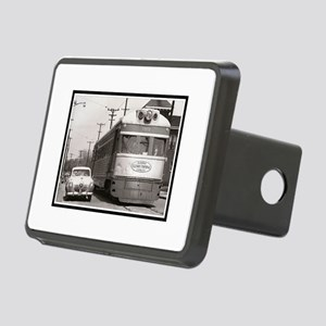 """Share the Road"" Rectangular Hitch Cover"