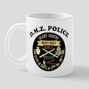 DMZ Military Police Mug