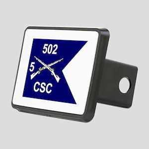 CSC 5/502nd Rectangular Hitch Cover