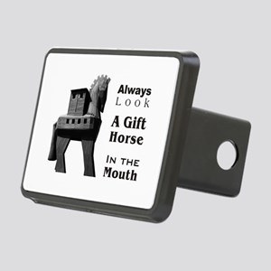 Trojan Horse Rectangular Hitch Cover