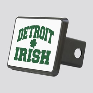 Detroit Irish Rectangular Hitch Cover