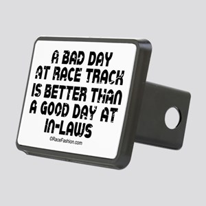 Good Day 2 Rectangular Hitch Cover