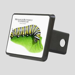 Monarch Butterfly Caterpillar Rectangular Hitch Co