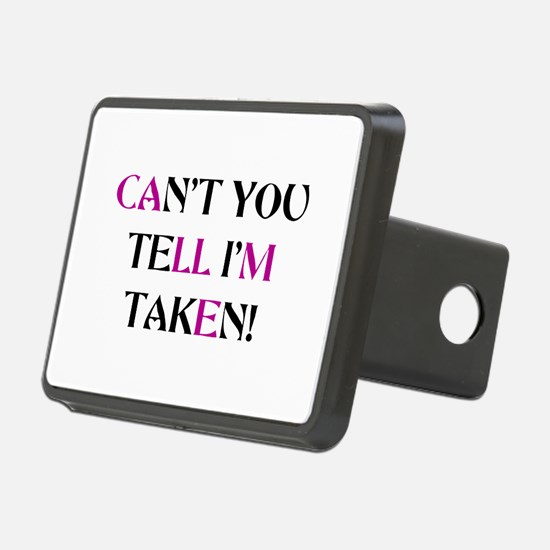 TAKEN1_BLK1 Hitch Cover
