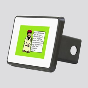 Mohammad Rectangular Hitch Coverle)