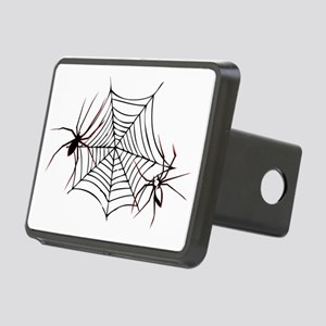 spider web Rectangular Hitch Coverle)