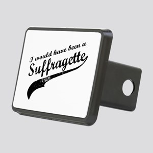 Suffragette Rectangular Hitch Cover