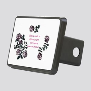 Sister-Inlaw... Rectangular Hitch Cover