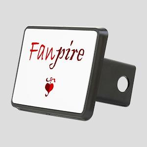 'Fanpire' Rectangular Hitch Coverle)