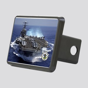 USS Carl Vinson CVN-70 Rectangular Hitch Cover