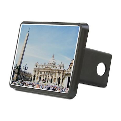 vatican Rectangular Hitch Cover