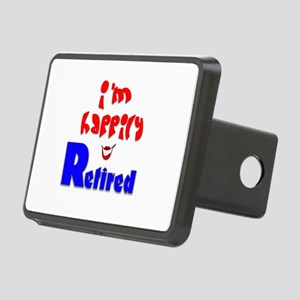 Retirement Bliss.:-) Rectangular Hitch Cover