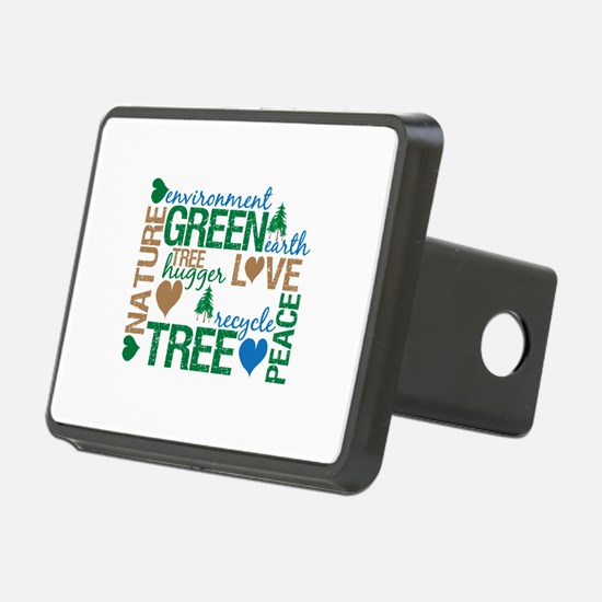 Live Green Montage Hitch Cover