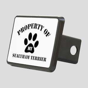 My Sealyham Terrier Rectangular Hitch Cover