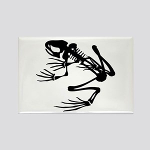Desert Frog - B (1) Rectangle Magnet