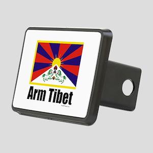 Free Tibet Rectangular Hitch Cover