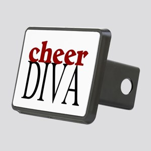 Cheer Diva Rectangular Hitch Cover
