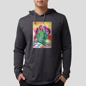 Cactus, Southwest art! Mens Hooded Shirt