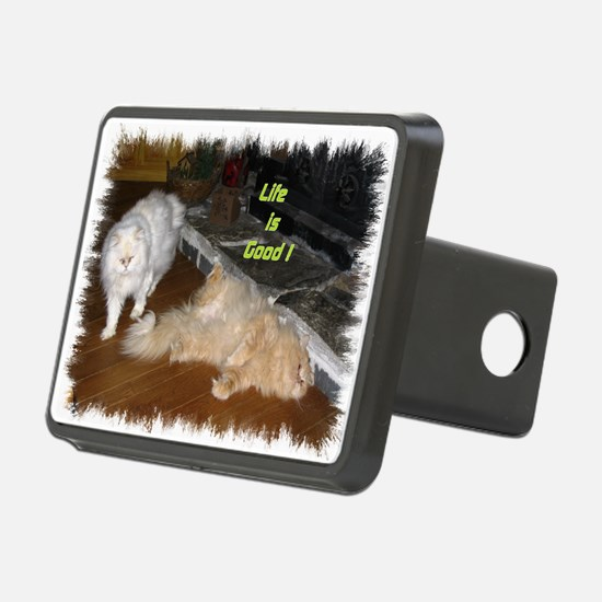 Life is Good - Persian Cats Hitch Cover