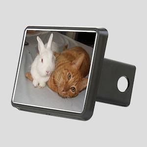 Bunny_Cat Rectangular Hitch Cover