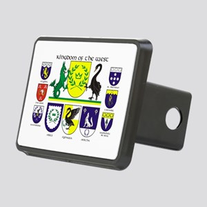 West Branches Rectangular Hitch Cover
