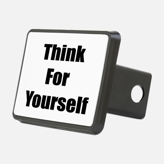Cute Free thinking Hitch Cover