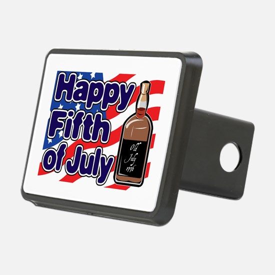Happy Fifth of July V3 Hitch Cover