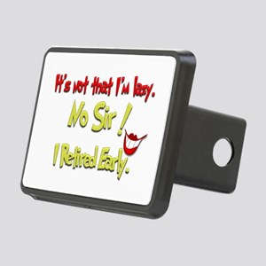 'I'm Smilin Cuz.(2):-) Rectangular Hitch Cover
