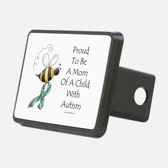 Autism Mom Hitch Cover