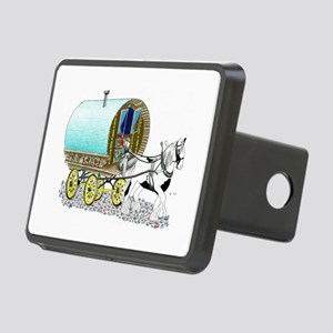 Gypsy Wagon Rectangular Hitch Cover