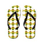 Signal Ahead Caution FF Flip Flops