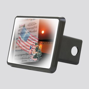 A Soldier's Prayer Rectangular Hitch Cover