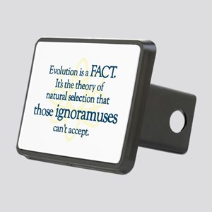 Evolution is a FACT Rectangular Hitch Cover