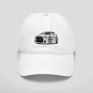 Charger SRT8 White Car Cap