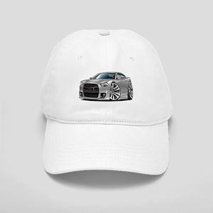 Charger SRT8 Silver Car Cap