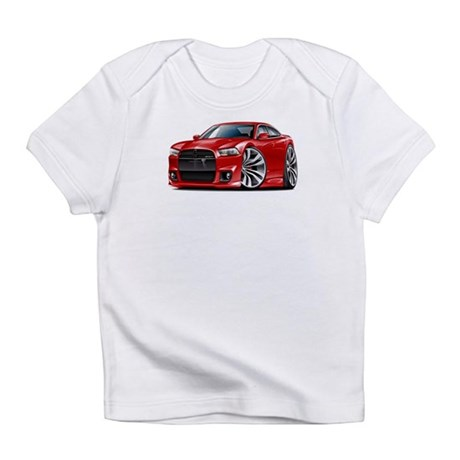 Charger SRT8 Red Car Infant T-Shirt