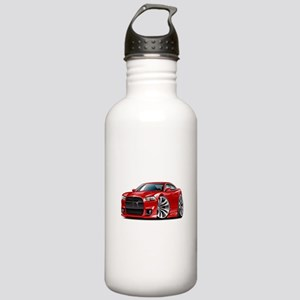 Charger SRT8 Red Car Stainless Water Bottle 1.0L