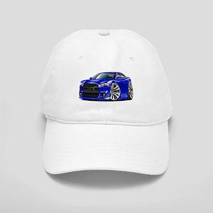 Charger SRT8 Blue Car Cap