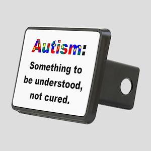 Understand Autistics Rectangular Hitch Cover