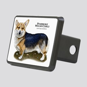 Pembroke Welsh Corgi Rectangular Hitch Coverle)