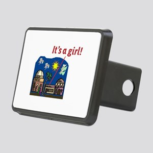 It's a Girl! - Rectangular Hitch Cover