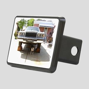 CAR Rectangular Hitch Cover