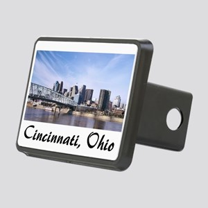 Cincinnati Ohio Rectangular Hitch Cover