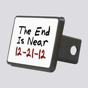 End Is Near 12-21-12 Rectangular Hitch Cover